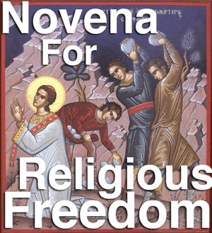 Novena for Religious Freedom