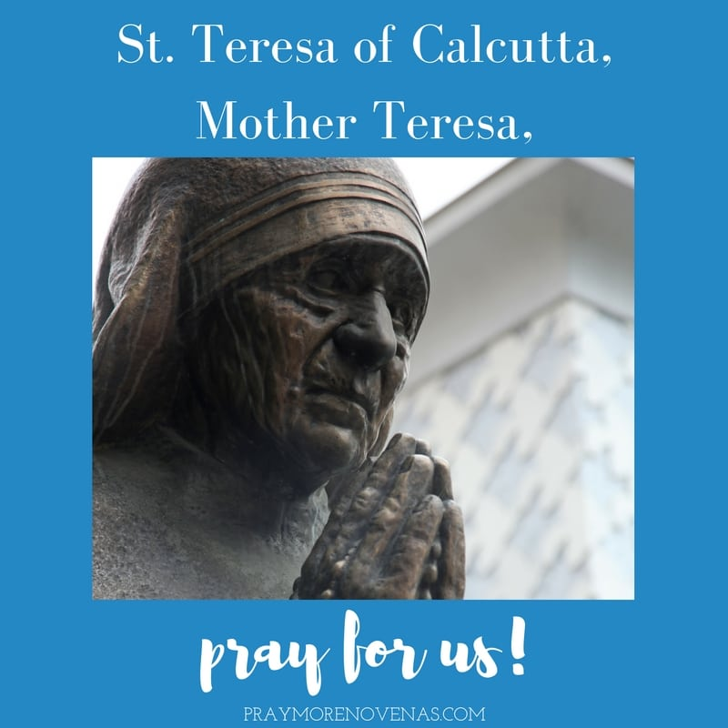 MotherTeresa,Prayforus
