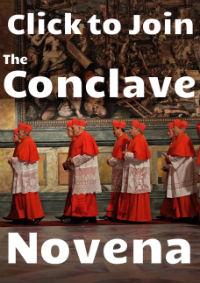 Conclave Novena