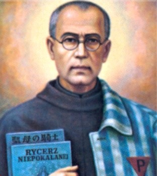 Join in praying the St. Maximilian Kolbe Novena