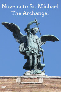 Answered Prayers from the St  Michael the Archangel Novena