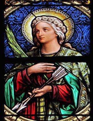 St Philomena Novena