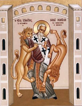Join in praying the St. Ignatius of Antioch Novena
