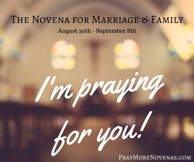 Novena for married couples