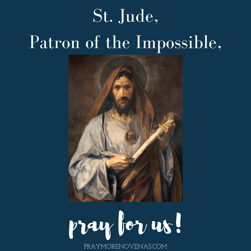 st judes feast day