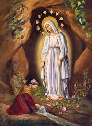 St. Bernadette Novena