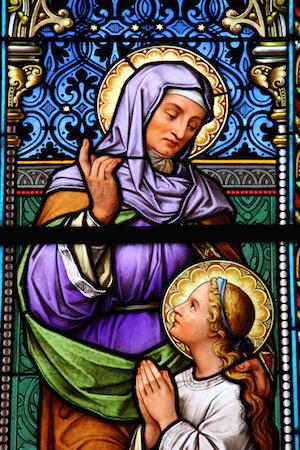 Day 5 - St  Anne Novena 2019 - Novena Prayers - Catholic Devotion