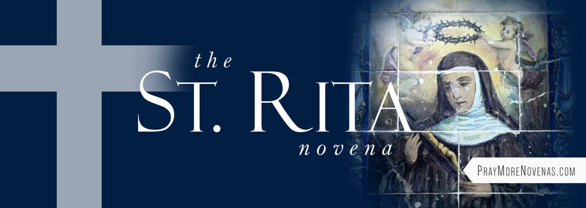 Join in praying the St. Rita Novena