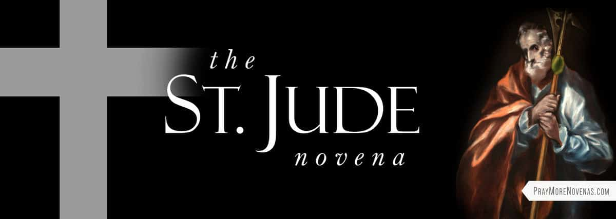 Join in praying the St. Jude Novena