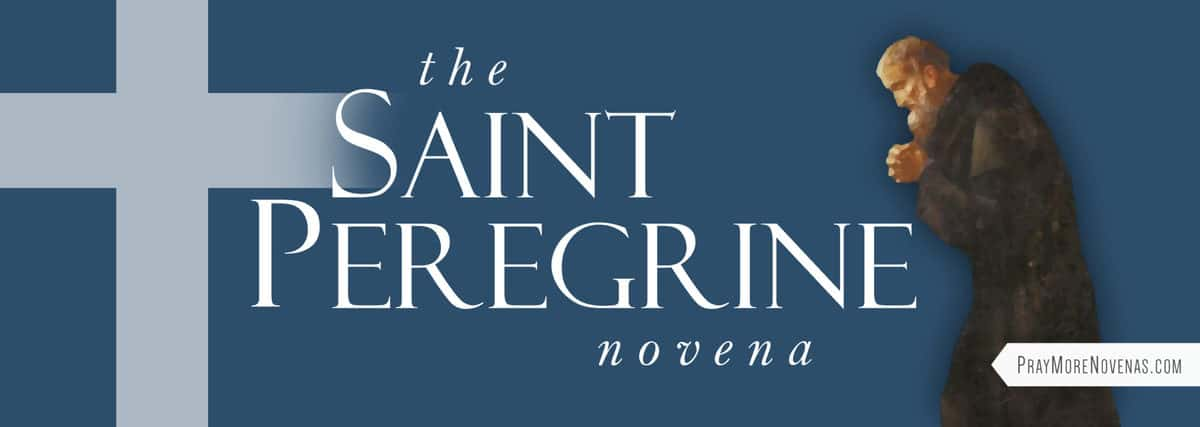 Join in praying the St. Peregrine Novena