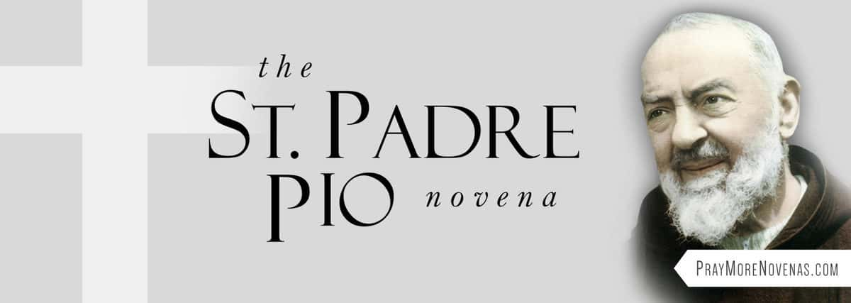 Join in praying the Novena to Padre Pio
