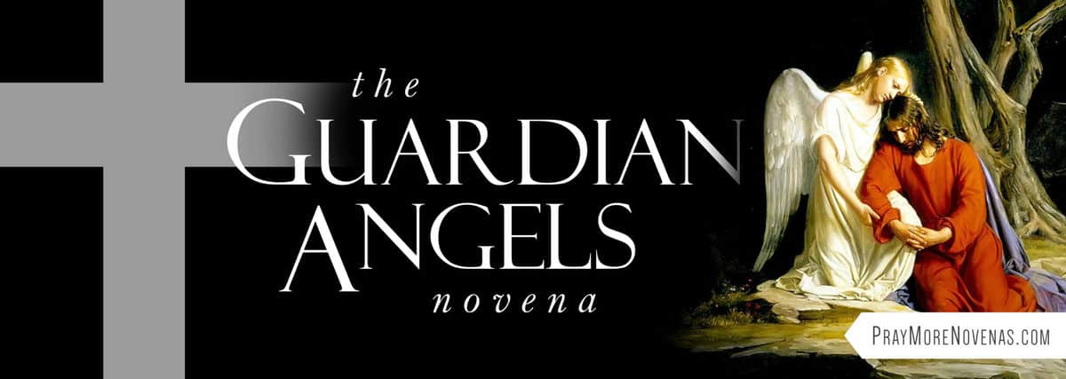 Join in praying the Guardian Angel Novena