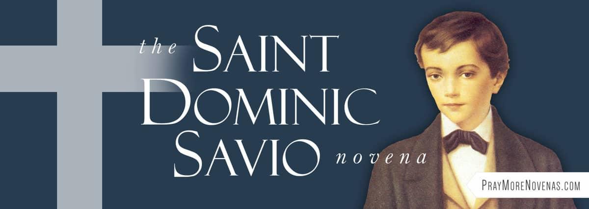Join in praying the St. Dominic Savio Novena