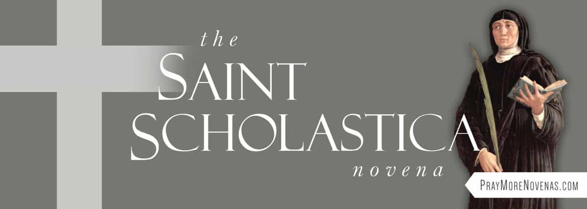 Join in praying the St. Scholastica Novena