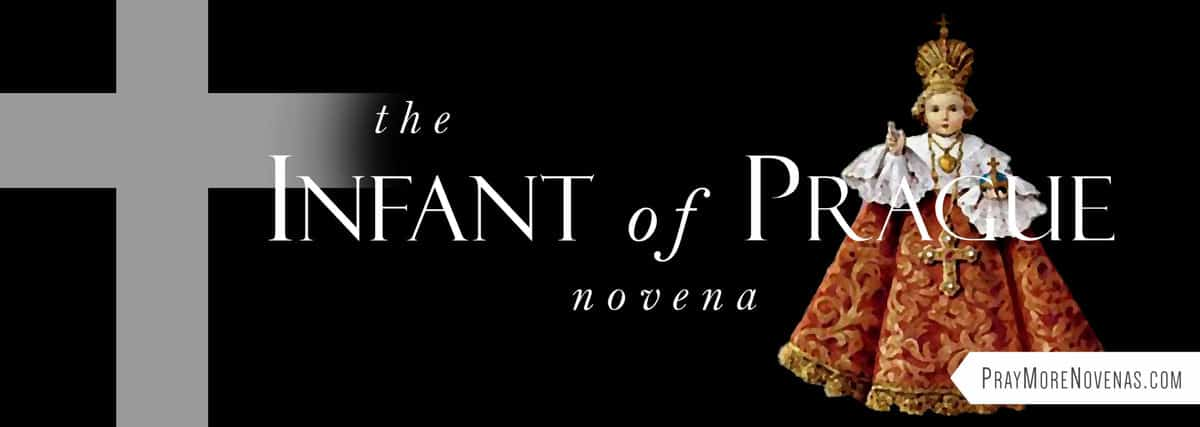 Join in praying the The Infant of Prague Novena