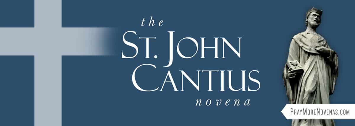 Join in praying the St. John Cantius Novena