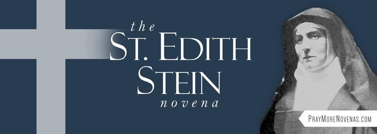 Join in praying the St. Edith Stein Novena