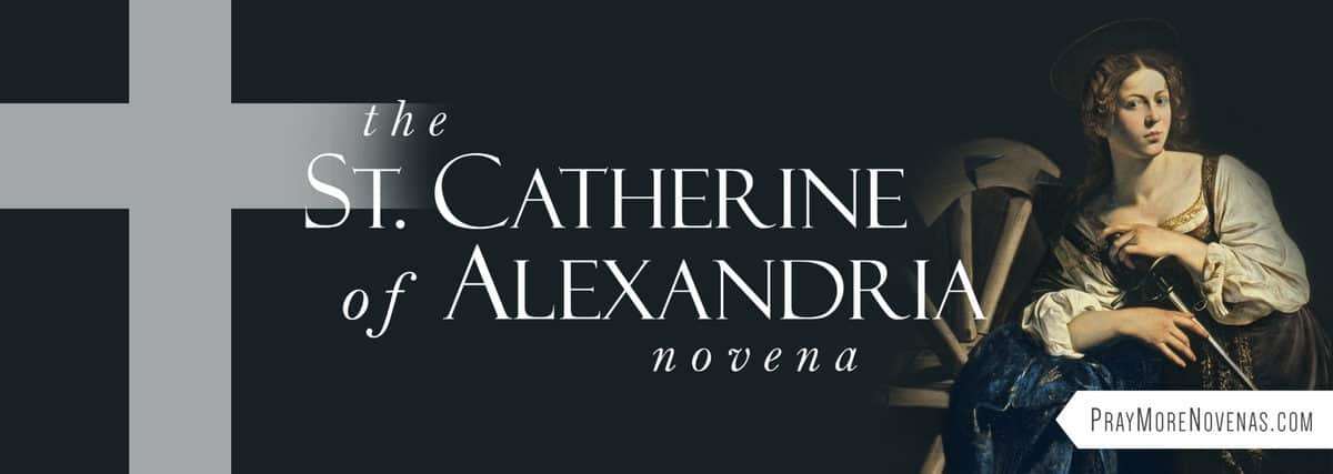 Join in praying the St. Catherine of Alexandria Novena