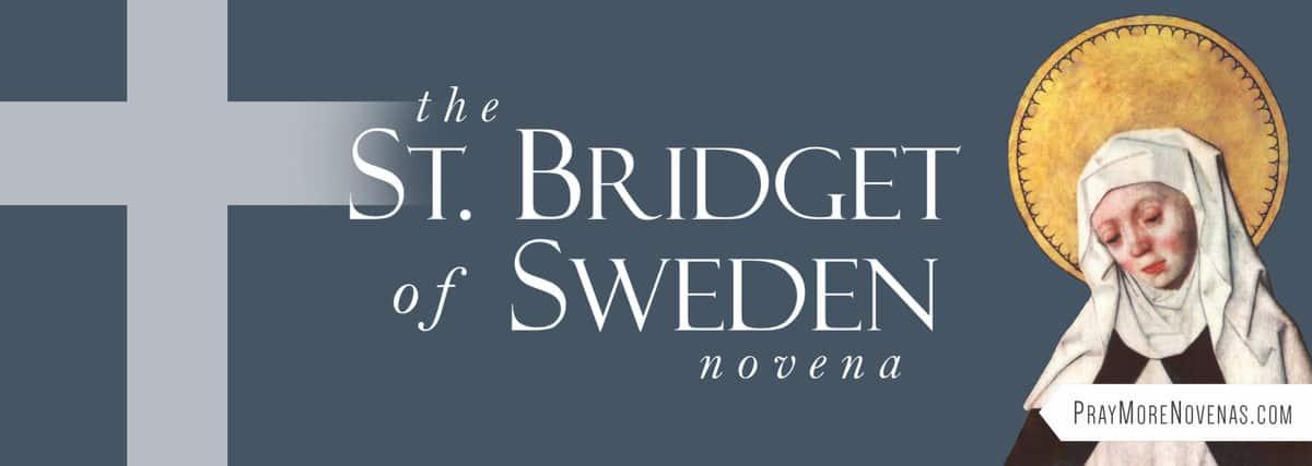 Join in praying the St. Bridget of Sweden Novena